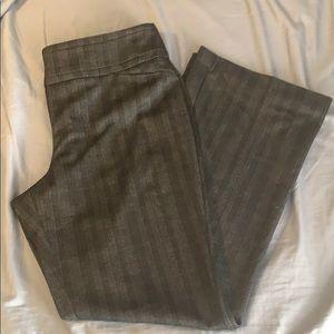 NY&Co Dark Grey Pants Size XL